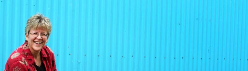 blue barn by kara horizontal